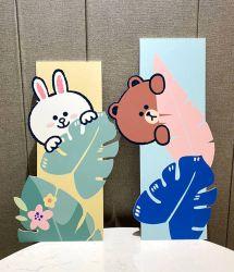 高清耐用PVC板 - 多邊形裁切