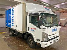 貨車裱貼 (5.5噸貨車)